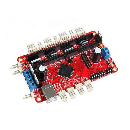 3D Printer Teensylu V0.8 Hi3D RepRap Prusa Mendel Control Board