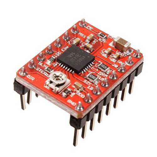 10Pcs Geekcreit® 3D Printer A4988 Reprap Stepping Stepper Step Motor Driver Module