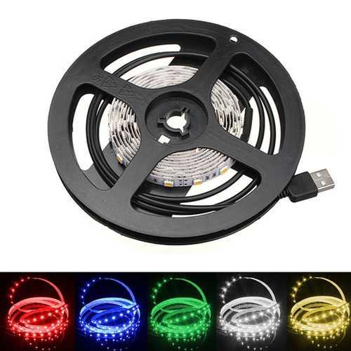 200cm Non-Waterproof LED Strip Light TV Background Light With AC 5V