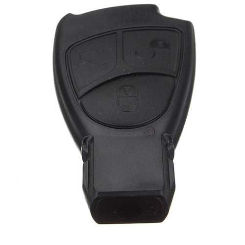 3 Button Remote Key Fob Case Shell Fix Repair For MERCEDES BENZ