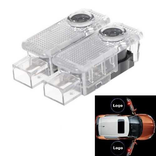 3W LED Projector Ghost Shadow Light Car Welcome Lights for BMW