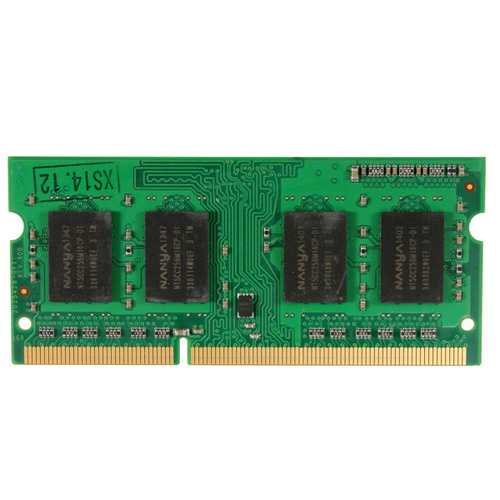 4GB DDR3-1600 PC3-12800 204pins Non-ECC Laptop Computer Memory RAM