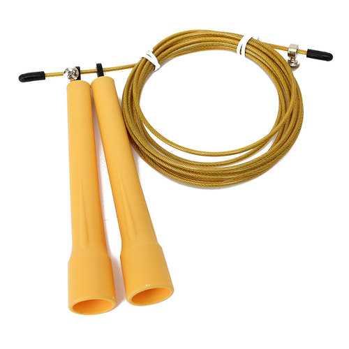 3M Adjustable Speed Steel Wire Jump Rope Sports Skipping Crossfit Fitnesss Equipment