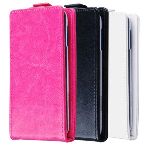 Flip PU Magnetic Leather  Protective Case For DOOGEE LEO DG280