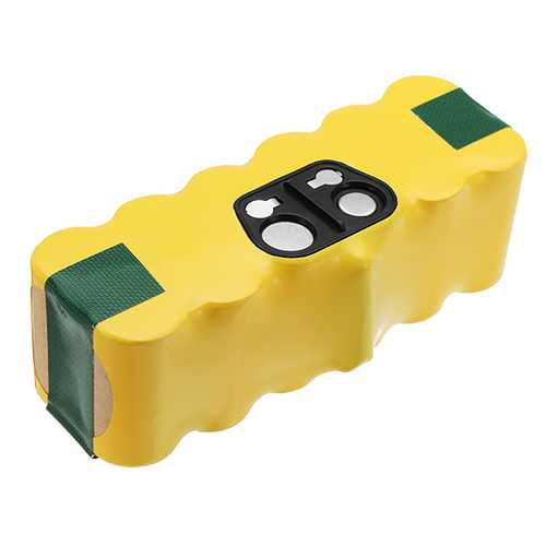 14.4V 3500mAh Ni-Mh Replacement Battery Pack for iRobot Roomba