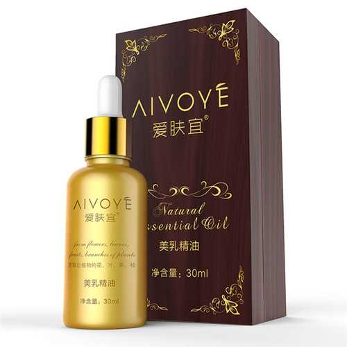 AIVOYE Natural Plant Essence Breast Firming Essential Oil