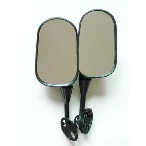 1Pair Rear View Mirrors For Honda CBR600 F4 99-00 F4I 01-02