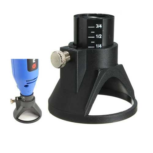 Drill Carving Rotary Positioner Locator for Rotary Tools Drill Adapter
