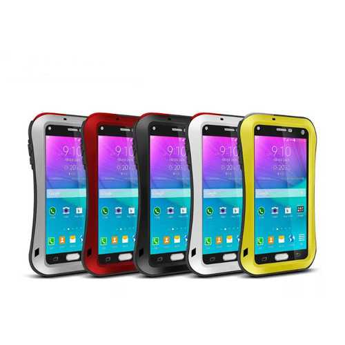 Shockproof Dustproof Small Waist Case for Samsung Galaxy Note 4