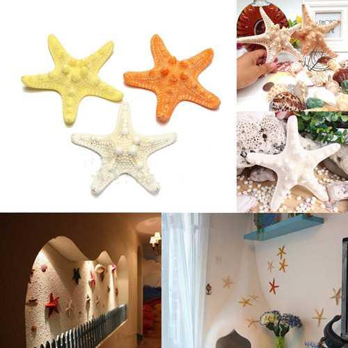 Natural Artificial Starfish Ornament Accessories Wedding Decoration