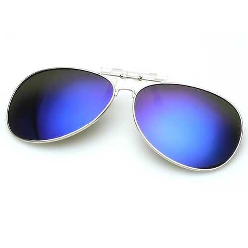 Polarized Sun Glassess Clip Sun Glassess Driving Night Vision Lens