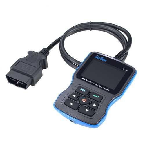 C310 Multi System Car OBD2 Diagnostic Code Reader Scanner Tool For BMW 2000-2013