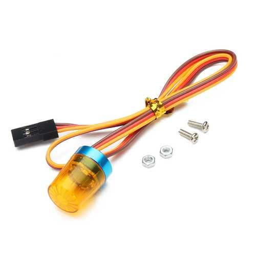 AUSTAR LED Light Warning/Ambulance Aluminum Alloy Pedestal 13*18mm CH3 Control