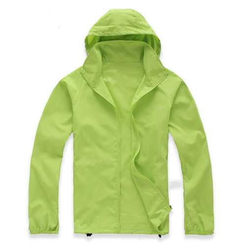Cycling Light Weight Rain Coat Wind Coat Suit Quick Drying Clothing Protection Skinsuits