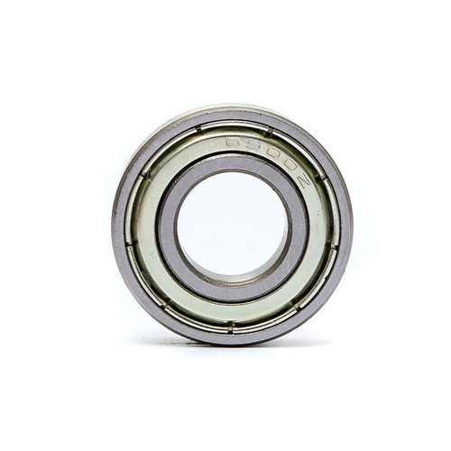 6900ZZ 10x22x6mm Miniature Thin Deep Groove Ball Bearing Steel Metal Shields Bearing