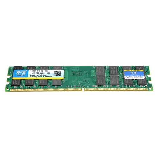 Xiede 4GB DDR2 800Mhz PC2 6400 DIMM 240Pin For AMD Chipset Motherboard Desktop Computer Memory RAM