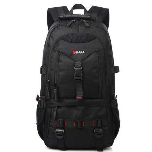 KAKA 35L Large Capacity Man Travel Bag Outdoor Mountaineering Backpack