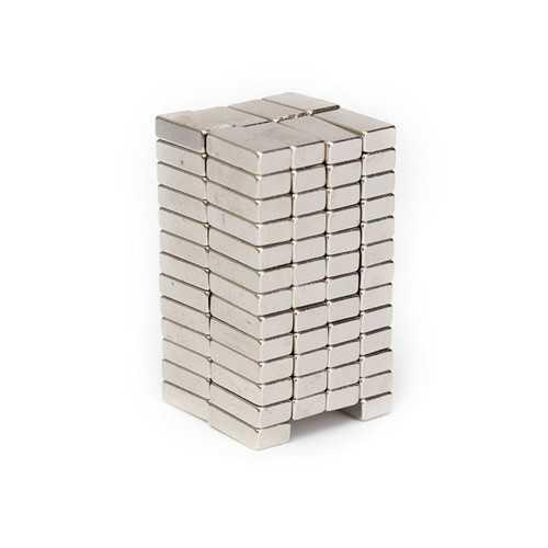 100pcs N50 Strong Neodymium Block Magnets 10mmx5mmx3mm Rare Earth NdFeB Cuboid Magnet