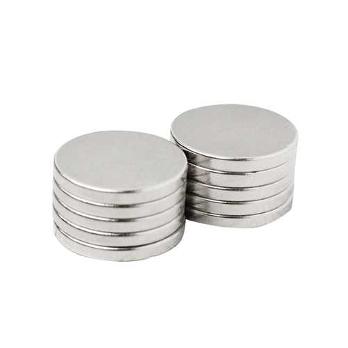 10pcs D15x2mm N35 Neodymium Magnets Rare Earth Strong Magnetic Toys
