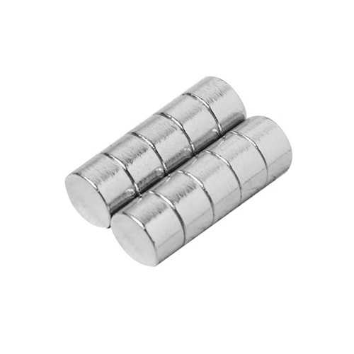 10pcs D8x5mm N35 Neodymium Magnets Rare Earth Strong Magnetic Toys