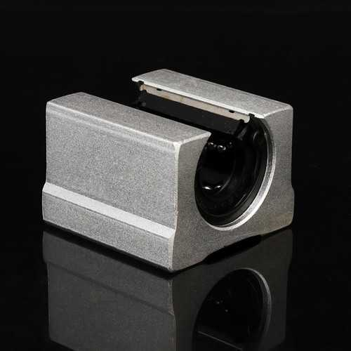 Machifit SBR16UU 16mm Open Block Slide Aluminum Linear Bearing Block Linear Motion Bearing