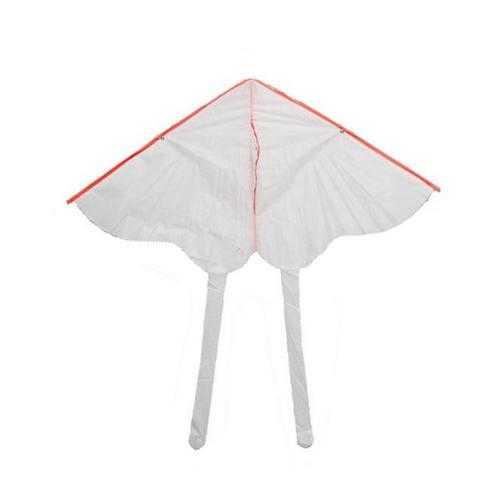 80*48cm DIY Kite Blank Kite Hand Drawing Kite Butterfly Kites