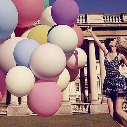 10pcs 36 Inch Big Size Latex Balloon Valentine Wedding Party Decoration