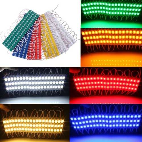 LED 60 SMD 5630 Module Injection Decorative Waterproof Strip Light 12V