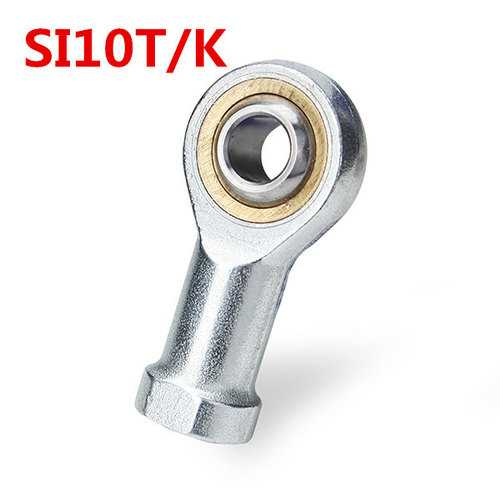 10mm SI10T/K Female Thread Rod End Joint Bearing Spherical Oscillating Bearing