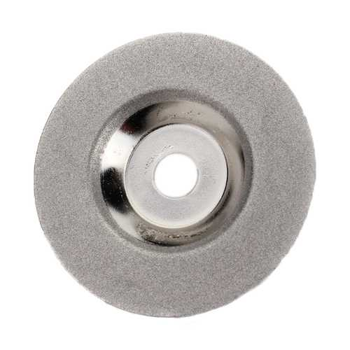 100mm x16mm Diamond Grinding Wheel Metal Silver Grinding Disc