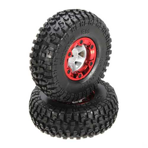 2PCS Feiyue FY01 FY02 FY03 Tires Wheels FYCL01 91*39.5*31.5mm