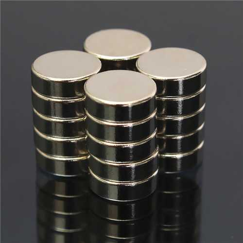 20pcs 9mm x 3mm N35 Strong Rare Earth NdFeB Neodymium Disc Magnets