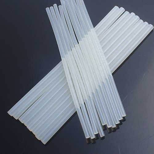 20X 11x250mm Transparent Hot Melt Glue Sticks For RC Models