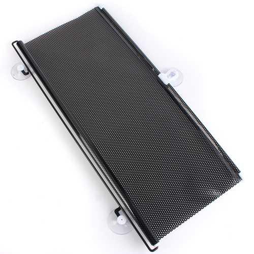 Car Retractable Wind Shield Sunshield Front Rear Side Sunshade Shield