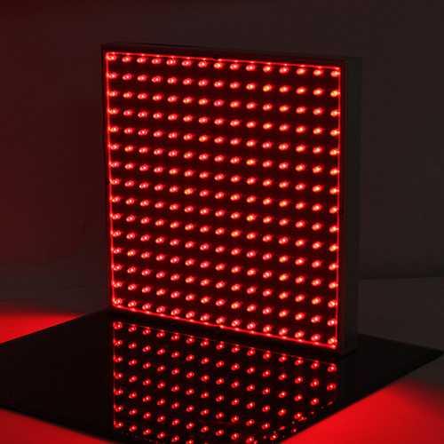 14W Full Red LED Plant Grow Light Greenhouses Plant Vegetable Seedling Lamp