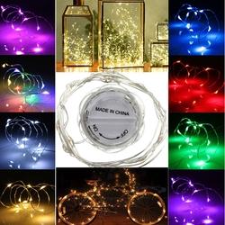 2M LED String Fairy Waterproof Petals Light Party Lamp Xmas Tree Wedding Decor