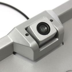 Car 16 LED Number Plate Frame Light Rear View Camera Backup Parking Reversing