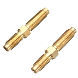 1Pcs 1.75MM / 3MM MG Plus RepRap Copper Pipes M6 For 3D Printer