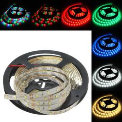 4M DC12V 19.2W 240 SMD 3528 Waterproof Red/Blue/Green/White/Warm White/RGB Flexible LED Strip Light