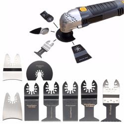 12pcs Saw Blades Oscillating Multitool for Bosch Fein Dewalt Porter Multimaster