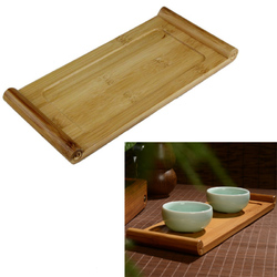 Bamboo Tea Tray Personal Tea Tray Kungfu Tea Accessaries