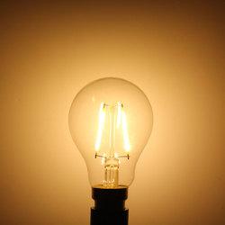 Dimmable B22 G45 LED 2W White/Warm White COB LED Filament Retro Edison LED Bulbs AC 220V