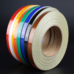 50M Wheel Reflective Sticker Tyre Motorcycle Bike Tire Decal 8 Colors