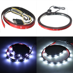 120cm Car Flexible Waterproof 2835 72SMD LED Strip Light