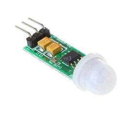 10Pcs HC-SR505 Mini Infrared PIR Motion Sensor Precise Infrared Detector Module