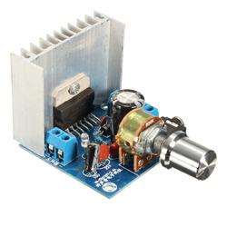 5Pcs 15W TDA7297 Dual-Channel Amplifier Board For Arduino