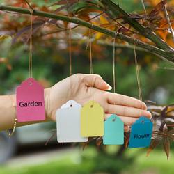50pcs Gardening Plant Waterproof Hanging Tags Flower Vegetable Planting Label Tools