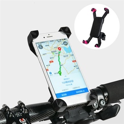 "ROCKBROS 360° Rotation Universal Bicycle Bike Motorcycle Bracket Holder for Phone 3.5"" to 7"""