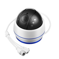 D73W WiFi 960P Network P2P CCTV 1.3MP PTZ IP Camera Infrared Night Vision Support ONVIF EU Plug