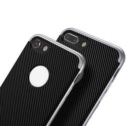 Ucase Carbon Fiber Hybrid PC TPU Case For iPhone 7/iPhone 8